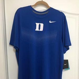 Duke University Nike Dri-Fit T-shirt
